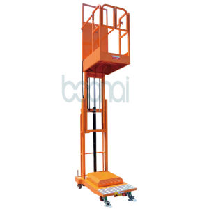 Mobile Aerial Stock Picker (Double Masts) for 4.70 (m) pictures & photos