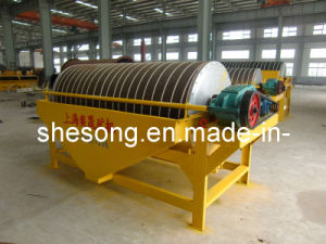 Ore Magnetic Separation/Wet Magnetic Separator pictures & photos