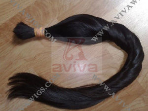 100% Virgin Remy Unprocessed Human Hair Bulk pictures & photos
