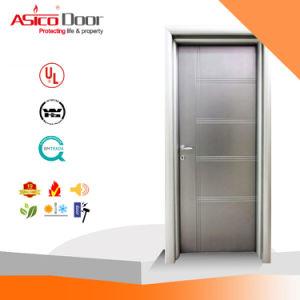 Steel/Metal Fire Proof Door UL Certified and Attractive Price pictures & photos