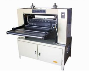 Automatic Bzd-1100 Knife Pleating Machine pictures & photos