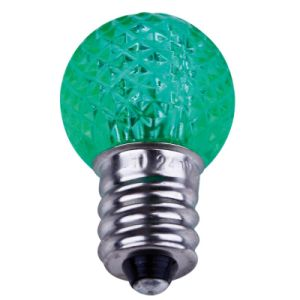 G20 Faceted LED Bulbs - Green