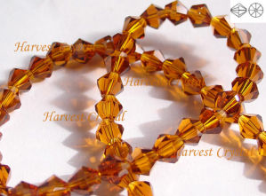 Crystal Bicone Beads (H7054)