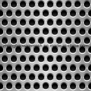 2mm Stainless Steel Perforated Metal Screen Sheet/Perforated with Low Price From China pictures & photos