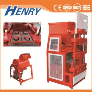 Hr2-10 Automatic Hydraulic Soil Interlocking Brick Making Machine pictures & photos