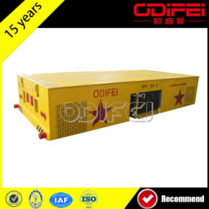 China CE Verified Electric Flat Bed Rail Transfer Car Price