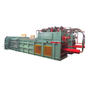 Semi Automatic Channel Baler with CE Certificate pictures & photos