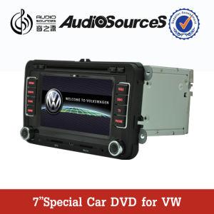 6.5 Inch 2 DIN Car DVD for Vw Golf/Passat /Tiguan/B5/Jetta/Golf5/Tiguan/EOS Tsi with 1.2g CPU 512MB RAM