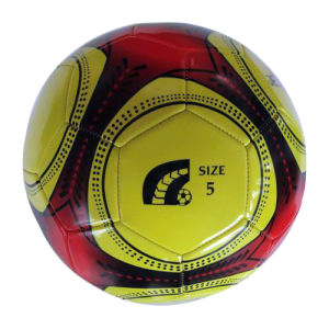 Machine Stitched PVC Football (XLFB-077)