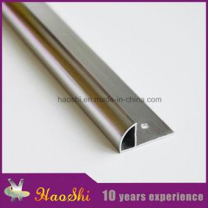 Round Closed Type Aluminum Tile Trim (HSRC-330) pictures & photos