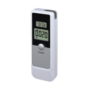 Digital Breath Alcohol Tester with Clock (6889)