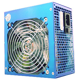 Power Supply (Sky-Blue)