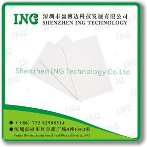 Blank PVC Plastic Cards