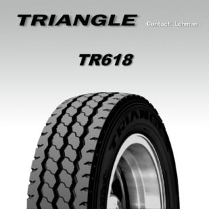 Triangle Radial Tube Truck Tyre (Tr618, R20) pictures & photos