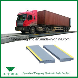 Digital High Capacity Weighing Truck Scale (SCS-100) pictures & photos