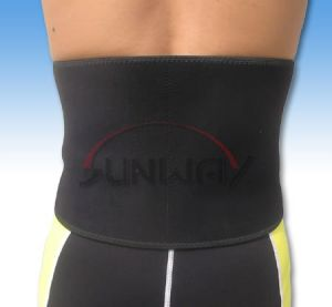 Slimming Belt Neoprene Waist Trimmer Sports Support (NS0013) pictures & photos