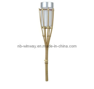 CE Approved Metal Solar Garden Light (W007B) pictures & photos