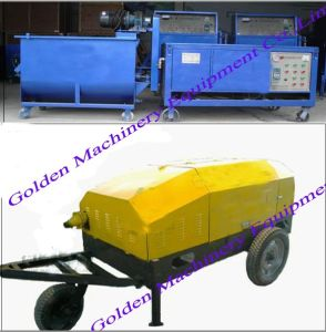 Concrete Cement Foam Warming Wall Block Making Machine (WSCF) pictures & photos