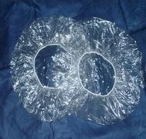Disposable Plastic PE Shower Cap (YB01-8)