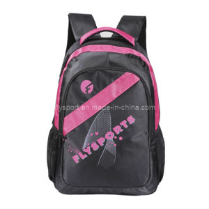 420d Nice Sport Backpack for School Bag (FS12-A07)