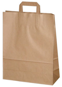 High Quality Craft Paper Professional Paper Bag (YY--B0323) pictures & photos