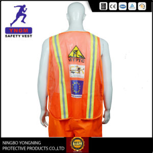 Reflective Safety Vest for Adults with Reflective Tape pictures & photos