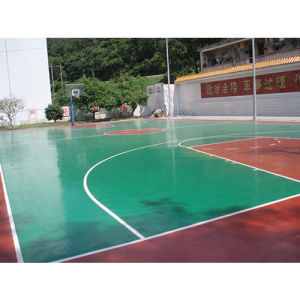 Profession Since 1995- Maydos Acrylic Court Paint for Basketball Floor Painting pictures & photos