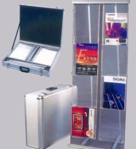Brochure Holder L (DSP-D08)