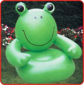 Inflatable Frog Chair (CQ08104)