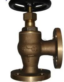 JIS-Marine-Bronze Angle Valve