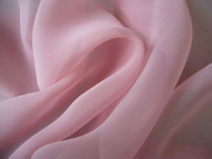 50d Polyester Chiffon Fabric (50DX50D)