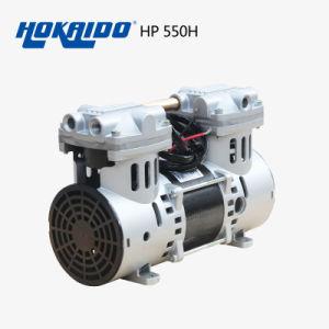 Hokaido Mini Air Compressor Oil Free Piston Vacuum Pump (HP-550H)