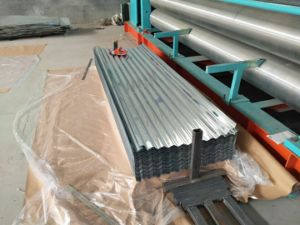 Building Material Roofing Sheet Dx51d Corrugated Galvanized Steel Sheet pictures & photos