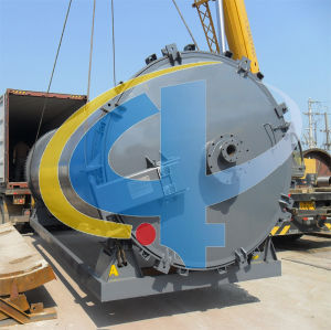 Waste Tire Recycling Machine Waste Tire Pyrolysis Plant pictures & photos