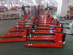 Hydraulic Hand Pallet Truck pictures & photos