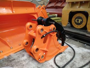 Excavator Parts Grab Bucket 20t Multi Grapple Bucket pictures & photos