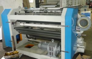 Vertical Automaticplastic Slitting Machinery (ZFQ-B Series) pictures & photos