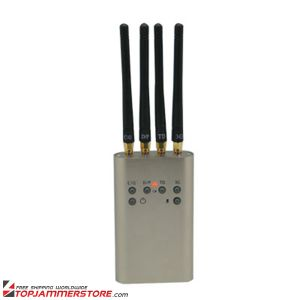 Portable Mini Mobile Signal Jammer (GSM/CDMA/DCS/PHS/3G/TD-SCDMA) pictures & photos