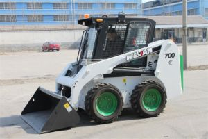 Mini Skid Steer Loader with CE and ISO for Sale