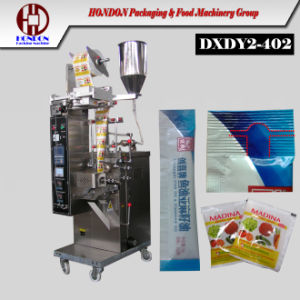 Automatuc Liquid Oil Pouch Packing Machine pictures & photos