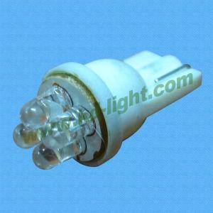 LED Auto Lamp (T10-4RW)