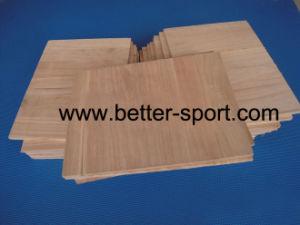 Paulownia Wood Taekwondo Board, Taekwondo Breaking Board pictures & photos
