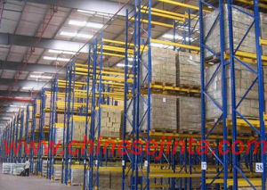 Factory Direct Warehouse Racking, Insuranced Storage Rack pictures & photos