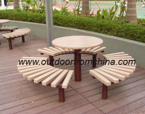 Patio Table Sets / Picnic Table / Outdoor Furniture (SC-011)