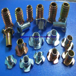 Aluminum Alloy Screws and Nuts pictures & photos