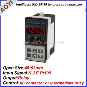 Automatic Triangular Packing Machine K E Thermocouple Temperature Controller Xmte-6000 pictures & photos
