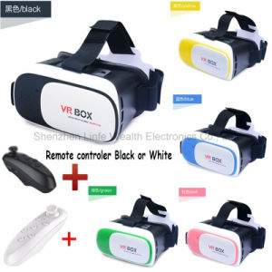 2016 Hotest Vr Box 2.0 3D Vr Glasses New Version Virtual Reality 3D Headset