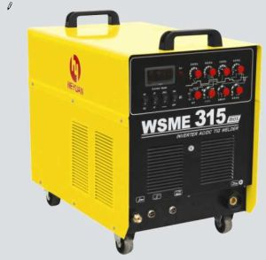 WSME Inverter AC/DC TIG/MMA Welding Machine (WSME-315)