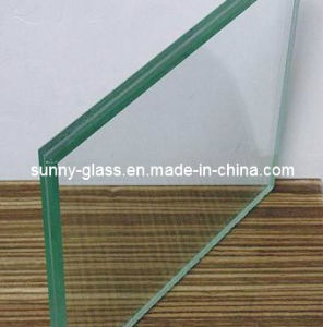 Clear Toughened Glass Panel pictures & photos