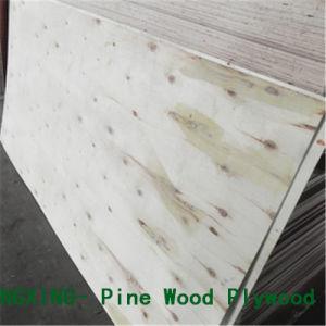 China Radiata Pine Plywood -3mm Plywood